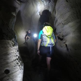 NZ Cave Stream