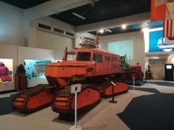NZ Südpol-Fahrzeug