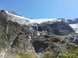 NZ Rob Roy Glacier