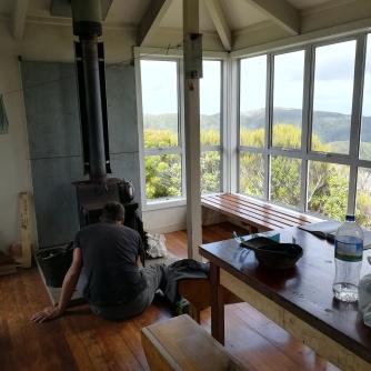 NZ Ces Clark Hut