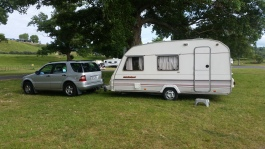 NZ Ulla Campground