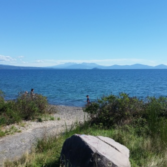 NZ Lake Taupo
