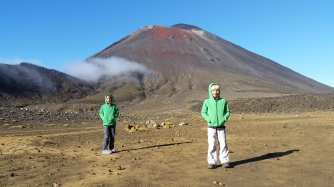 NZ Tongariro Kinder