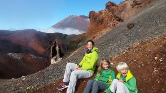 NZ Vulkan Spalte