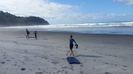 NZ Waihi Beach