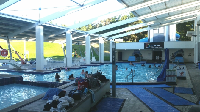 NZ Schwimmbad Taupo