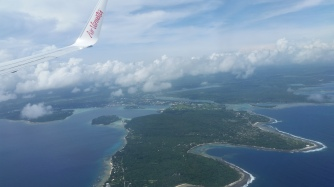 Vanuatu von oben