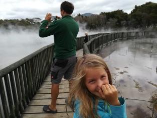 NZ Rororua Brücke