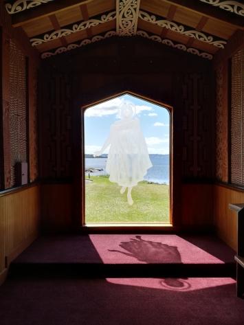 NZ Ohinemutu Kirchenfenster