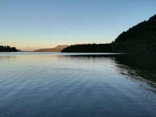 NZ Lake Tarawera