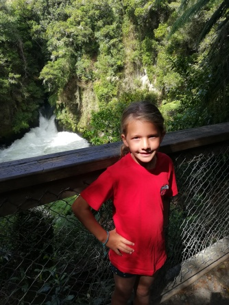 NZ Tutea Falls