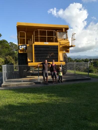 NZ Waihi Dumper 2