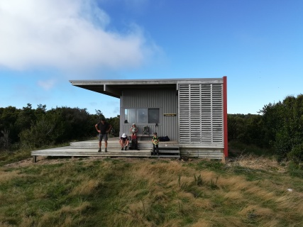 NZ Crosbie Hut