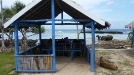 Vanuatu Eton Huettchen