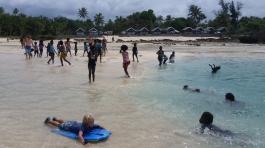 Vanuatu Eton Beach