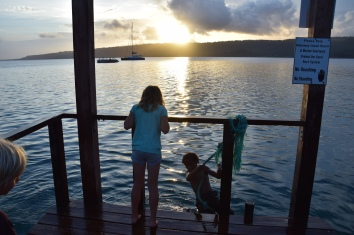 Vanuatu Mele Steg