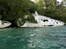 Vanuatu gestandetes Boot