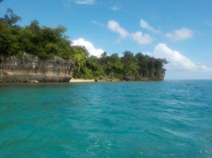 Vanuatu Inselrueckseite