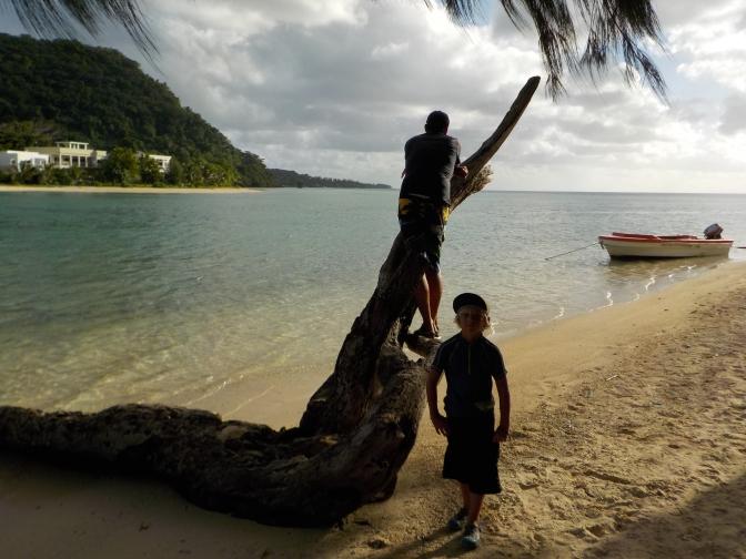 Vanuatu Abendstimmung