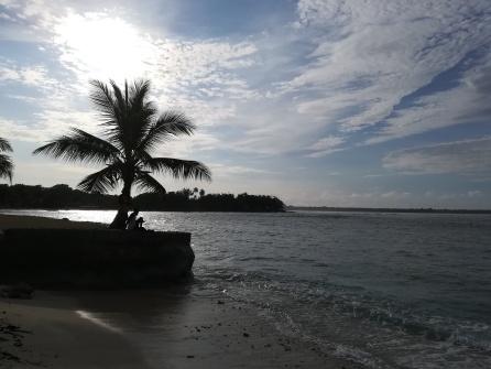Vanuatu Pango Beach