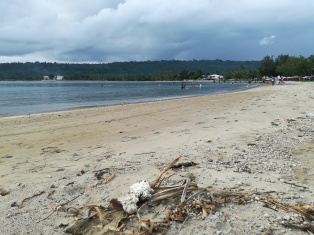 Vanuatu Mele Beach