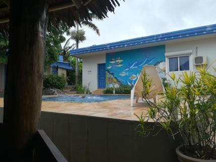 Vanuatu Holiday Hotel Pool
