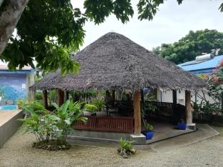 Vanuatu Frühstückspavillon