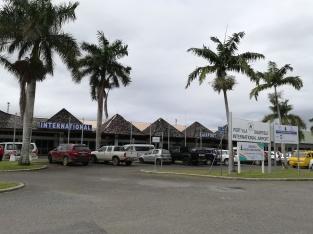 Vanuatu Aiport Port Vila
