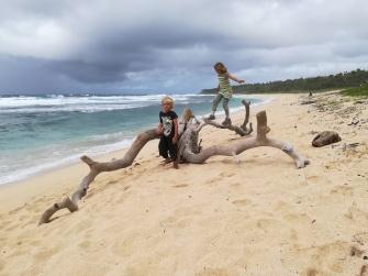 Tanna White Sand Beach
