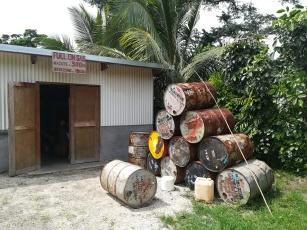 Tanna Tankstelle