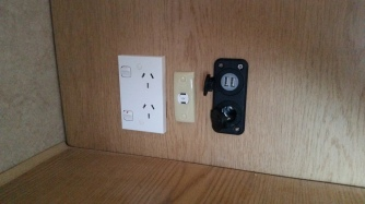NZ USB-Ladeports