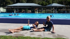 NZ Schwimmbadfreuden