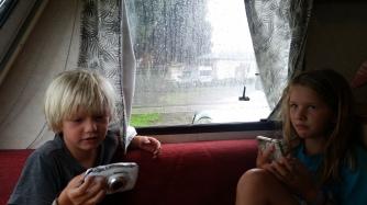 NZ Regenwetter aushalten