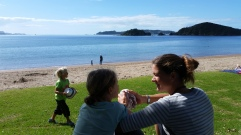 NZ Paihia Beachfront
