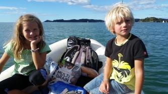 NZ Vollgas zum Segelboot