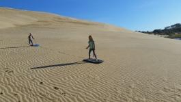 NZ Sandboarden