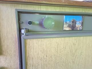 NZ Schraube für Kuehlschranktuer