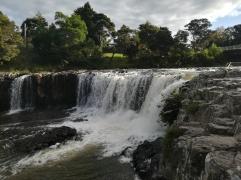 NZ Haruru Falls