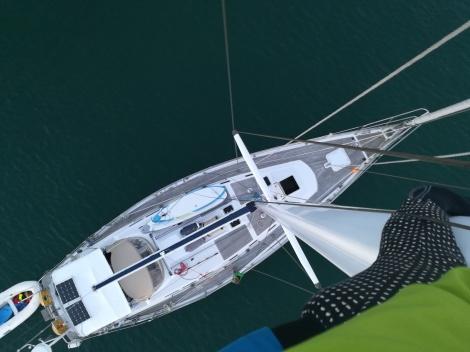 NZ Anke am Mast