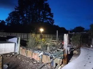 NZ Ngawha at Night