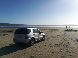 NZ Otto am Strand