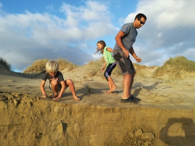 NZ Sandabbruch