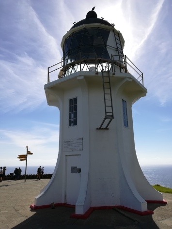 NZ Leuchtturm am Cape Reinga