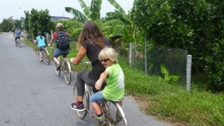 Mekong, Radtour