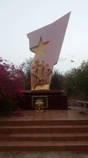 Phan Thiet, Kaempferdenkmal