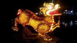 Drachen in Hoi An