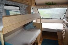 Unser Bett in der Ulla