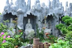 Mekong, Goetterstatuen