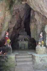 Höhle in den Marmorbergen