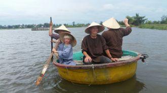 Basket Boat, eine runde Sache